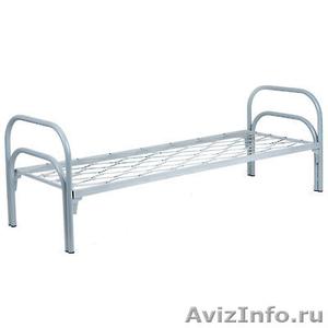 Металлические кровати для строителей, рабочих, студентов - Изображение #1, Объявление #543256