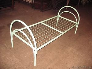 Металлические кровати для строителей, рабочих, студентов - Изображение #10, Объявление #543256