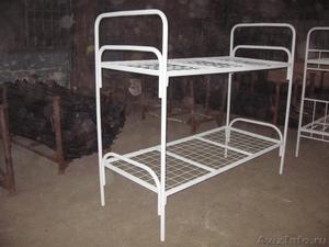Металлические кровати для строителей, рабочих, студентов - Изображение #7, Объявление #543256