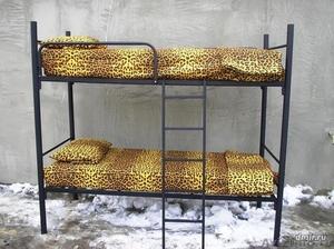 Кровати металлические для турбаз, кровати для гостиницы, кровати дёшево - Изображение #4, Объявление #1479381
