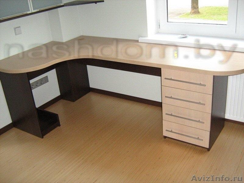 Студия кухни наши работы: мебель, компьютерные столы в брест.