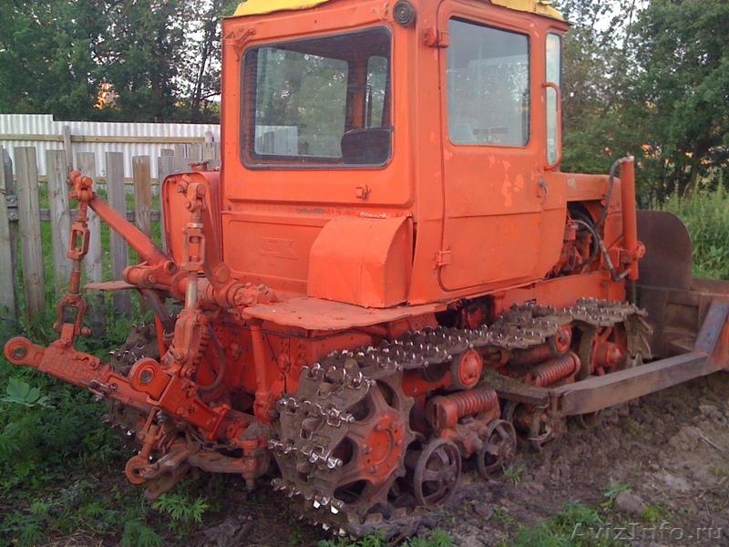 Тракторы ДТ-75: покупка и продажа, цены - торговая.