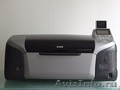 струйный принтер Epson Stylus Photo R320