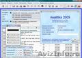 Analitika 2009 - Бесплатное ПО для контроля и анализа деятельности компании