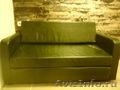 диван-кровать кожзам