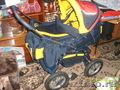 Продам детскую коляску трансформер в отличном состоянии