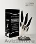 Керамические ножи NEO CERAMIC с подставкой(белая керамика)