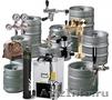 Пивное оборудование с моноблоком для живого пива  на 2 торговые точки