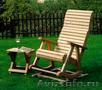 Изготовление деревянной садовой мебели - Изображение #6, Объявление #1245227